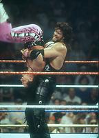 Bret Hart (l) vs. Diesel,, 1994 Photo By John Barrett/PHOTOlink