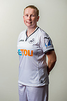 Wedensday 26 July 2017<br /> Pictured: Stacey John-Davis<br /> Re: Swansea City Ladies Squad 2017- 2018 at the Liberty Stadium, Wales, UK