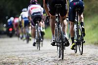 over yet some more wet cobbles<br /> <br /> Dwars door het Hageland (1.1)<br /> 1 Day Race: Aarschot > Diest (194km)