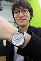 """Sony introduces smart watch """"Wena"""""""