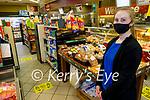 Melissa O'Sullivan in Powers Shop in Abbeydorney