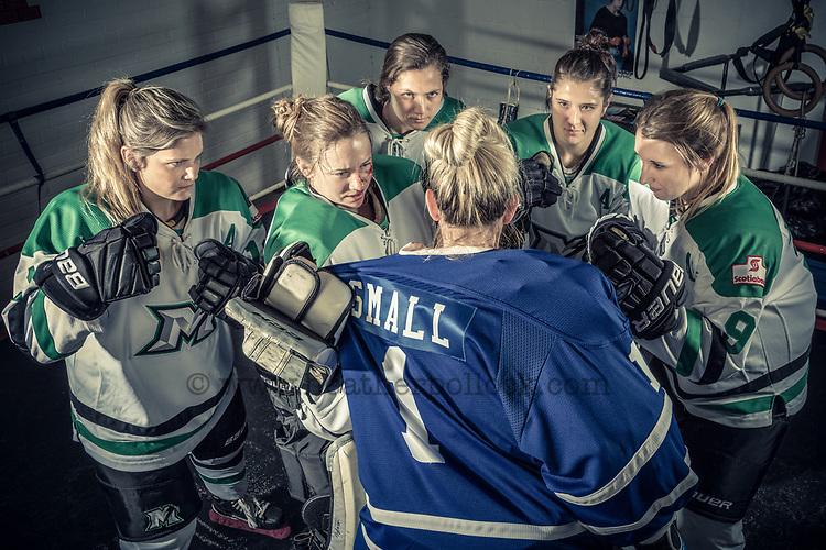 Markham Thunder, Toronto Furies, Sami Jo Small, CWHL, Liz Knox, Kristen Richards, Megan Bozek, Dania Simmonds, Jamie Lee Rattray