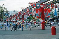 Vancouver: EXPO '86--more hot graphics. Photo '86.