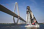 Atlantic Cup Race Start Charleston SC 2012