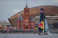 Extreme Sailing Series 2016 - Cardiff - 23.06.2016