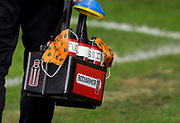 CARSON, CA - OCTOBER 28: BODYARMOR during a game between Houston Dynamo and Los Angeles FC at Banc of California Stadium on October 28, 2020 in Carson, California.