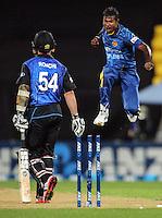 150129 International One-Day Cricket - NZ Black Caps v Sri Lanka