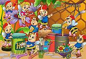 Alfredo, CUTE ANIMALS, puzzle, paintings(BRTO27498,#AC#) illustrations, pinturas, rompe cabeza