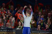 SPEEDSKATING: HEERENVEEN: 11-01-2020, IJsstadion Thialf, European Championship distances, Podium 500m Ladies, Olga Fatkulina (RUS), ©foto Martin de Jong