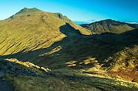 Beinn Ime and Bealach a' Mhaim from The Cobbler, the Arrochar Alps, Loch Lomond and the Trossachs National Park, Argyll & Bute