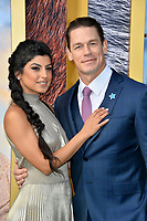 "LOS ANGELES, USA. January 11, 2020: Shay Shariatzadeh & John Cena at the premiere of ""Dolittle"" at the Regency Village Theatre.<br /> Picture: Paul Smith/Featureflash"