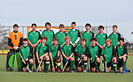 South Canterbury Team Photo. Round 3. Men's U18 Hockey Nationals, Gallagher Hockey Centre, Hamilton. Tuesday 13 July 2021. Photo: Simon Watts/www.bwmedia.co.nz