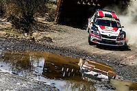 FUCHS <br /> Rally Messico 2016 <br /> Foto Andre Lavadinho / Panoramic / Insidefoto