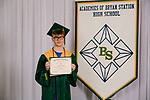 Blackburn, Ethan  received their diploma at Bryan Station High school on  Thursday June 4, 2020  in Lexington, Ky. Photo by Mark Mahan Mahan Multimedia