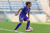 Bridgeview, IL - Saturday July 22, 2017: Marta Vieira Da Silva during a regular season National Women's Soccer League (NWSL) match between the Chicago Red Stars and the Orlando Pride at Toyota Park. The Red Stars won 2-1.