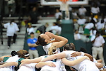 Tulane Women's Basketball defeats Rice, 50-47, in overtime at Fogelman Arena.
