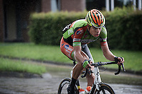 Wout Van Aert (BEL/Crelan-Vastgoedservice)<br /> <br /> stage 3: Buchten - Buchten (NLD/210km)<br /> 30th Ster ZLM Toer 2016