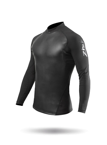 Z-skin from Zhik - this neat fitting, versatile top is new in the retail stores for 2021