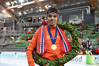 SPEEDSKATING: HAMAR: 01-03-2020, ISU World Speed Skating Championships, Allround, World Champion, Patrick Roest (NED), ©photo Martin de Jong