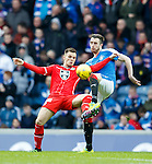 Lawrence Shankland and Danny Wilson