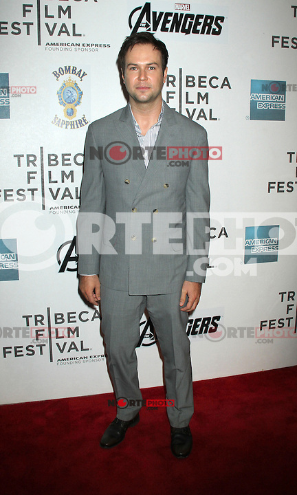 April 28, 2012 Taren Killam attends the Closing  Night of the 2012 Tribeca Film Festival with Marvel' the Avengers at BMCC Tribeca Pac in New York City..Credit:RWMediapunchinc.com