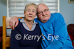 Sally and Stephen O'Callaghan from Gallowsfield celebrating their 50th wedding anniversary on Sunday.