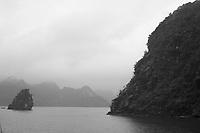 a  stormy day in Da Nang, Vietnam