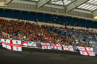England fans watch the match during the UEFA Nations League Final match between Portugal and Netherlands at Estadio do Dragao on June 9th 2019 in Porto, Portugal. (Photo by Daniel Chesterton/phcimages.com)<br /> Finale <br /> Portogallo Olanda<br /> Photo PHC/Insidefoto <br /> ITALY ONLY