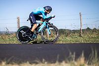 Mikel Landa (ESP/Movistar)<br /> <br /> Stage 13: ITT - Pau to Pau (27.2km)<br /> 106th Tour de France 2019 (2.UWT)<br /> <br /> ©kramon