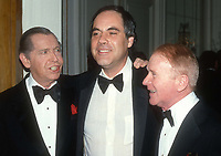 #MIltonBerle #RobertKlein #RedButtons 1985<br /> Photo By Adam Scull/PHOTOlink.net