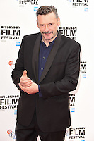 "Julian Barratt<br /> at the London Film Festival 2016 premiere of ""Mindhorn"" at the Odeon Leicester Square, London.<br /> <br /> <br /> ©Ash Knotek  D3167  09/10/2016"
