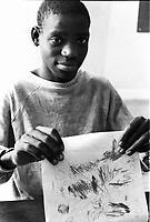 """Mozambico,in una scuola """"speciale"""" a Maputo"""