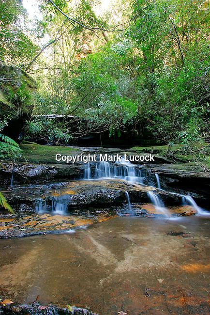Terrace Falls, Blue Mountains, NSW