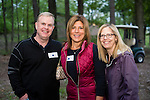 WATERTOWN, CT- 20 May 2016-052016EC21-  Social Moments. L to R: Jack Senich, Sandra Senich and Barbara Diorio attend the Greater Waterbury Campership Fund's annual fundraiser Thursday night. The event was at the Greater Waterbury YMCA's Camp Mataucha in Watertown. All money raised goes directly to the cost of sending children to camp. Erin Covey Republican-American Erin Covey Republican-American