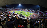 BELGRADE, SERBIA - NOVEMBER 06: General overview of the stadium Rajko Mitic prior to the Group C match of the UEFA Champions League between Red Star Belgrade and Liverpool at Rajko Mitic Stadium on November 06, 2018 in Belgrade, Serbia. (Photo by Srdjan Stevanovic/Getty Images)
