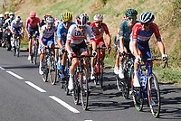 11th September 2020; Chatel-Guyon to Puy Marie Cantal, France;  DE LA CRUZ MELGAREJO David (ESP) of UAE TEAM EMIRATES during stage 13 of the 107th edition of the 2020 Tour de France cycling race, a stage of 191,5 km with start in Chatel-Guyon and finish in Puy Marie Cantal on September 11, 2020