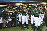 Tulane downs Columbia, 7-0, in game one of a three game weekend series.