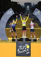 2020 Tour de France Stage 21 Mantes la Jolie to Paris Champs Elysees Sep 20th