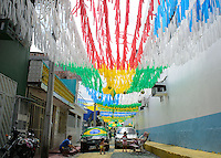 Street Scene, Manaus, Sunday, June 21, 2014