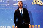 Javier Ruiz Caldera attends to Super Lopez premiere at Capitol cinema in Madrid, Spain. November 21, 2018. (ALTERPHOTOS/A. Perez Meca)