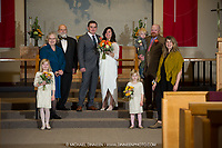 Wedding of Tom Boots and Hilary Weinberger Saturday, November 7, 2020.
