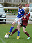 Rossin Rovers V Dromin U-15 League Decider 2014