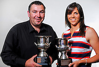 150416 Cricket - Cricket Wellington Wilkinson Awards