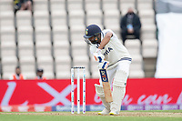 Rohit Sharma nicks and is dismissed during India vs New Zealand, ICC World Test Championship Final Cricket at The Hampshire Bowl on 19th June 2021