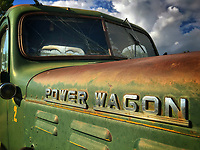 Green Power Wagon