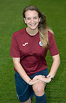 St Johnstone FC photocall Season 2016-17<br />Mel Stewart, Assistant Physio<br />Picture by Graeme Hart.<br />Copyright Perthshire Picture Agency<br />Tel: 01738 623350  Mobile: 07990 594431