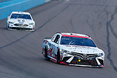 Monster Energy NASCAR Cup Series<br /> TicketGuardian 500<br /> ISM Raceway, Phoenix, AZ USA<br /> Sunday 11 March 2018<br /> Erik Jones, Joe Gibbs Racing, Toyota Camry Sport Clips<br /> World Copyright: Russell LaBounty<br /> NKP / LAT Images