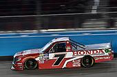 #7: Tanner Gray, DGR-Crosley, Toyota Tundra Honda Generators
