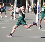 Netball Saxton Courts, 17 May
