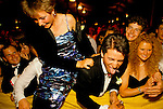 Cirencester Agricultural College. End of year ball 1995